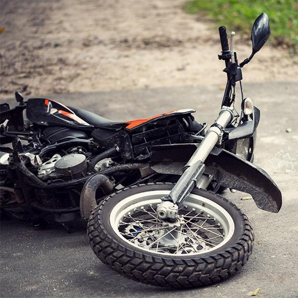Motorcycle Crash - Greenville Motorcycle Accident Attorney