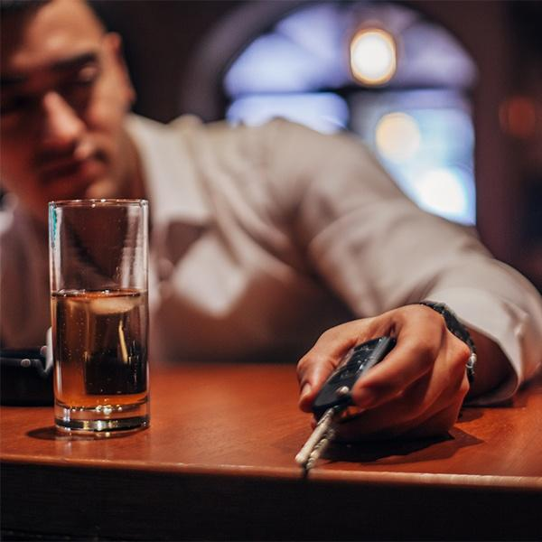 Under the Influence - Greenville Drunk Driving Accident Attorney
