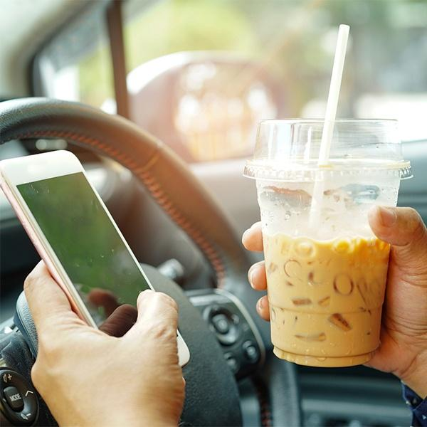Distracted Accidents - Greenville Texting Accident Attorney