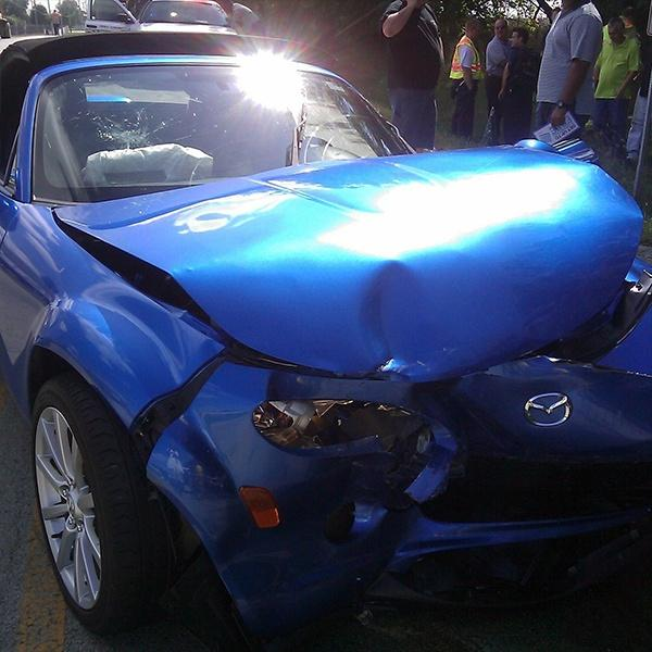 Injuries Received from a Drunk Driving Accident - Greenville Drunk Driving Accident Attorney