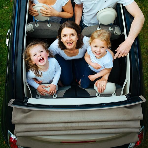 Children and Car Crashes - Greenville Motor Vehicle Accident Attorney
